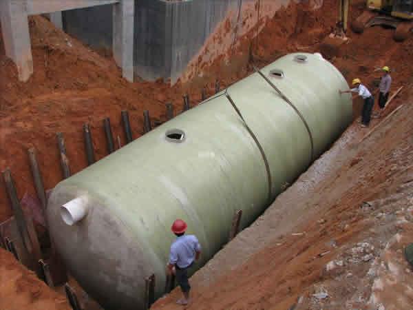 天津玻璃钢化粪池的维护保养细节